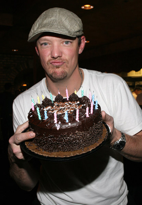 Matthew Lillard celebrates his birthday
