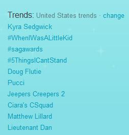 Matthew Lillard Is A Twitter Trend!